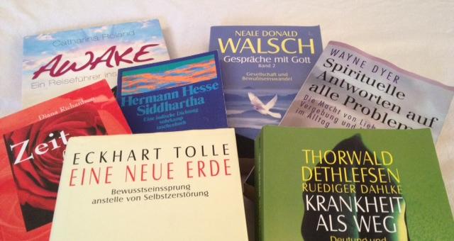 9 Bücher, die mich inspiriert haben