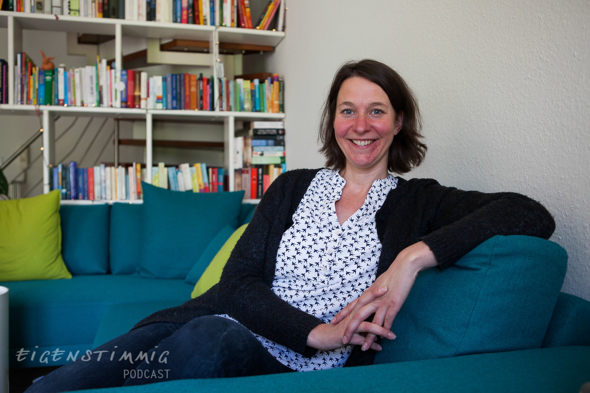 Katrin Linzbach. Unternehmerin Autorin Coach Bonn