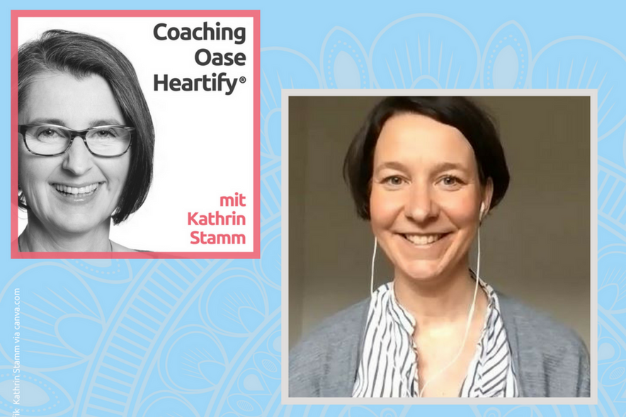 Zu Gast bei Kathrin zum Thema Feng Shui im Coachingraum