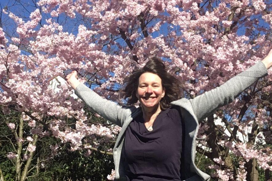 Freude Daria Katrin Linzbach Mit Ruhe durch Corona Lebensfreude Einstellung